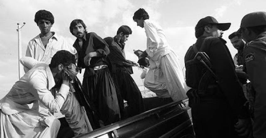 بلوچ اقلیت ایرانی است.